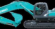 Kobelco Excavators SK350LC-8